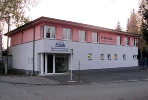 BDstav Morava s.r.o. - budova